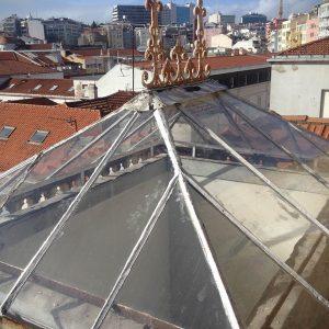 Reabilitação de um Edifício de Habitação Colectiva na Tv. de St.ª Marta, Lisboa